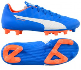 BUTY PUMA EVO SPEED 5.4 FG JR /103293 03