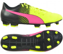 BUTY PUMA EVO POWER 4.3 FG JR /103624 01