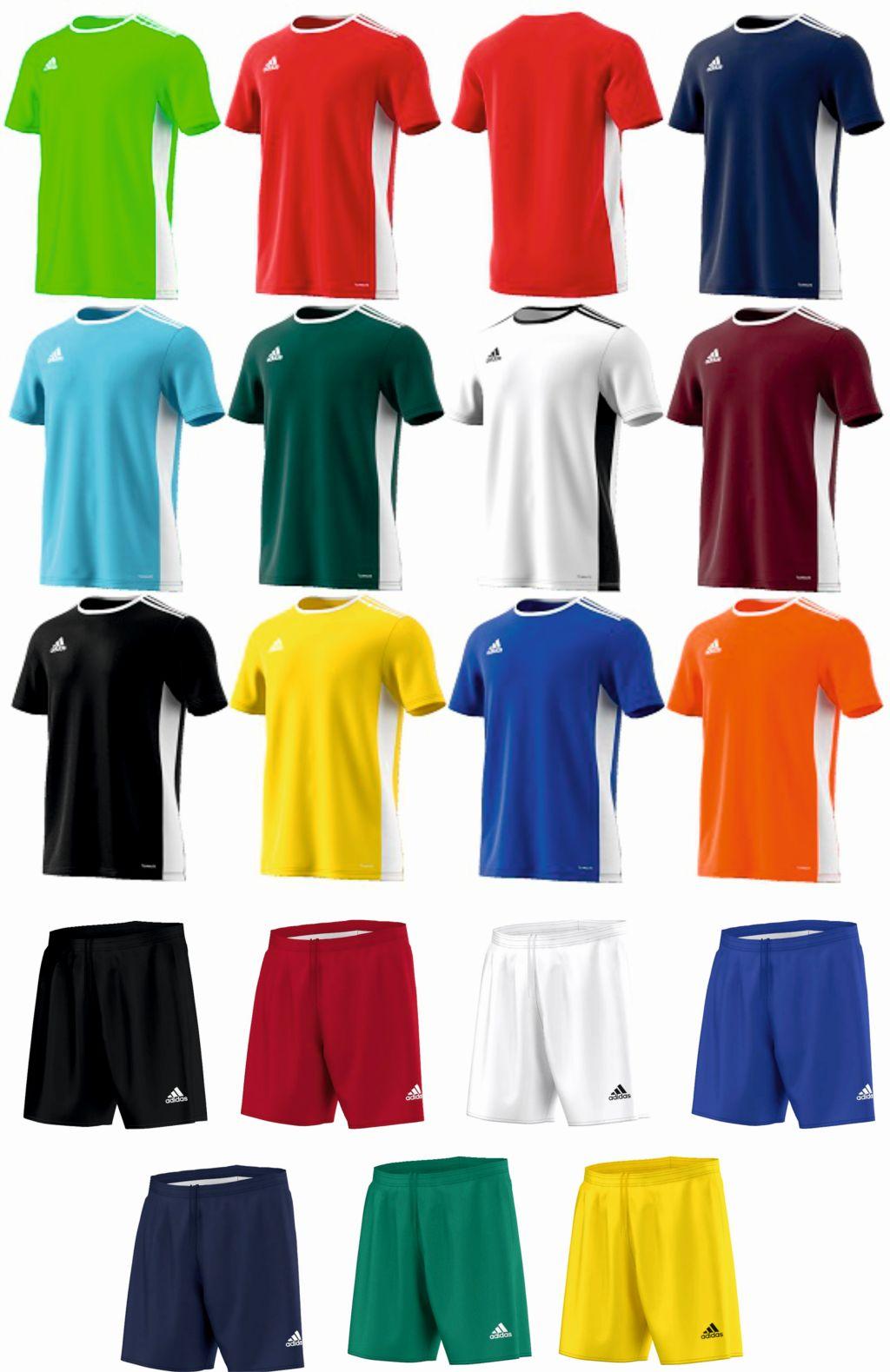 stroje piłkarskie adidas, ubrania dla piłkarzy colo, sprzęt