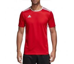 Koszulka adidas Entrada 18 Jersey czerwona  CF1038