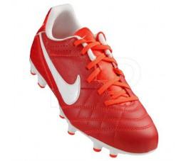 Buty piłkarskie Nike Tiempo Natural JR IV FG 509081 618