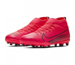Buty piłkarskie Nike Mercurial Superfly 7 Club FG/MG JUNIOR AT8150 606
