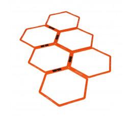Koła koordynacyjne łączone Hexa hoops 6szt.