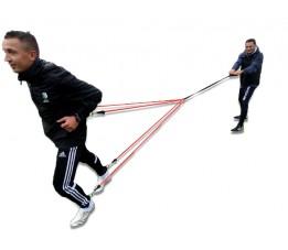 Guma do treningu siłowego typu