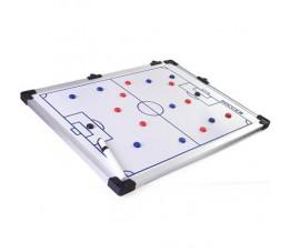 Tablica taktyczna magnetyczna piłka nożna NO10 90cm x 60cm