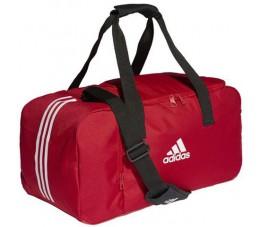 Torba adidas Tiro Duffel Bag S czerwona DU1985