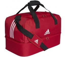 Torba adidas Tiro Duffel BC S czerwona DU1999
