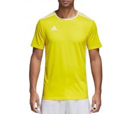 Koszulka adidas Entrada 18 Jersey żółta CD8390