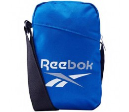 Torebka Reebok Training Essentials City Bag niebieska FL5123