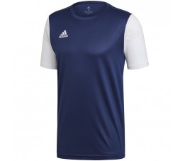 Koszulka dla dzieci adidas Estro 19 Jersey JUNIOR granatowa DP3232/DP3219