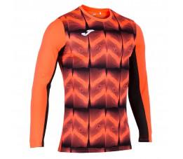Koszulka bramkarska Joma Derby koralowy fluo 101301.041