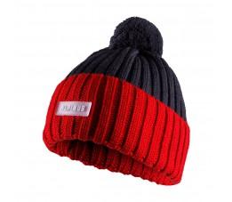 Czapka Alpinus Matind Hat Grey Szaro Czerwona