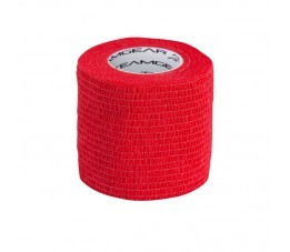 Taśma do getr Select Sock Wrap Czerwona
