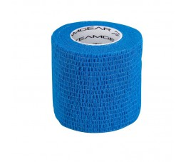 Taśma do getr Select Sock Wrap Niebieska