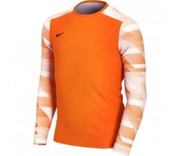 Bluza bramkarska dla dzieci Nike Dry Park IV JSY LS GK JUNIOR pomarańczowa CJ6072 819