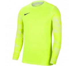Bluza bramkarska męska Nike Dry Park IV JSY LS GK limonkowa CJ6066 702
