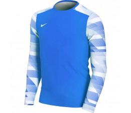 Bluza bramkarska dla dzieci Nike Dry Park IV JSY LS GK JUNIOR niebieska CJ6072 463