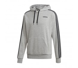 Bluza adidas Essentials 3 Stripes PO FZ French Terry DQ3091