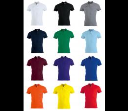 Koszulka polo Joma Bali 100748 Senior - Nadruk! Różne kolory!
