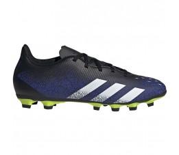 Buty piłkaskie adidas Predator Freak.4 FxG granatowo-czarne FY0625