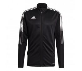 Bluza męska adidas Tiro 21 Track czarna GM7319