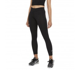Legginsy damskie Nike NSW Essential 7/8 Czarne CZ8532-010