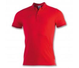 Koszulka męska Joma Bali II Polo Czerwona 100748.600