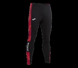Spodnie treningowe Joma Street II Czarno Czerwone 101865.106