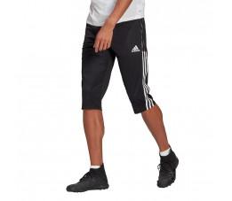Spodnie męskie adidas Tiro 21 3/4 czarne GM7375