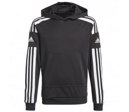 Bluza dla dzieci adidas Squadra 21 Hoody Youth czarna GK9544