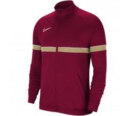 Bluza męska Nike Dri-FIT Academy 21 Knit Track Jacket bordowa CW6113 677