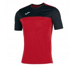 Koszulka Joma Winner Czerwono Czarna 100946.601