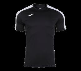 Koszulka Joma Academy Czarno Biała 101656.102