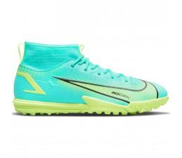 Buty piłkarskie Nike Mercurial Superfly 8 Academy TF Junior CV0789 403