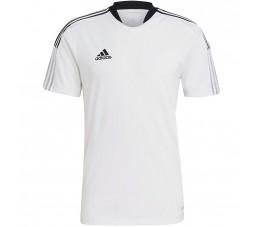 Koszulka męska adidas Tiro 21 Training Jersey biała GM7590