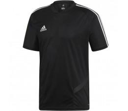 Koszulka męska adidas Tiro 19 Training Jersey czarna DT5287