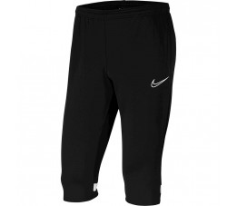 Spodnie męskie Nike Dri-FIT Academy 21 3/4 czarne CW6125 010