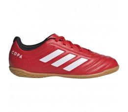 Buty piłkarskie adidas Copa 20.4 IN JR czerwone EF1928