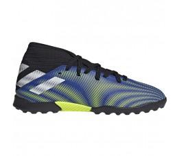 Buty piłkarskie adidas Nemeziz.3 TF Junior granatowe FY0821