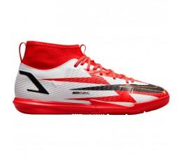 Buty piłkarskie Nike Mecurial Superfly 8 Academy CR7 IC Jr DB2676 600