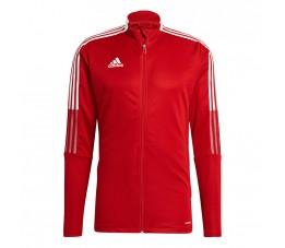 Bluza męska adidas Tiro 21 Track czerwona GM7308
