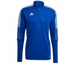 Bluza męska adidas Tiro 21 Training Top niebieska GH7302