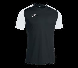 Koszulka Joma Academy IV Czarno Białe 101968.102