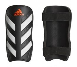 Ochraniacze piłkarskie adidas Everlite czarno-białe CW5559