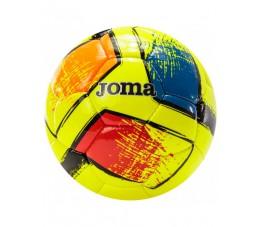 Piłka nożna Joma Dali II Zółty Fluor 400649.061