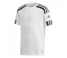 Koszulka dla dzieci adidas Squadra 21 Jersey biała GN5738