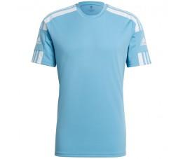 Koszulka męska adidas Squadra 21 Jersey Short Sleeve niebieska GN6726