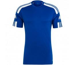 Koszulka męska adidas Squadra 21 Jersey Short Sleeve niebieska GK9154