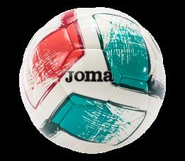 Piłka nożna Joma Dali II Fuksja Turkus 400649.497