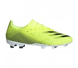 Buty piłkarskie adidas X Ghosted.3 FG żółto-czarne FW6948